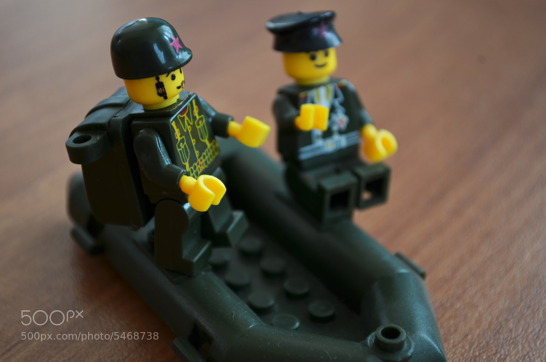 Photograph Lego by Artem Shuvalov on 500px