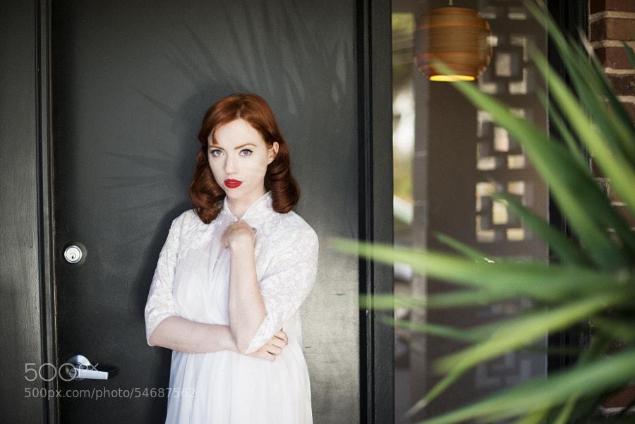 Karla Davis Outside