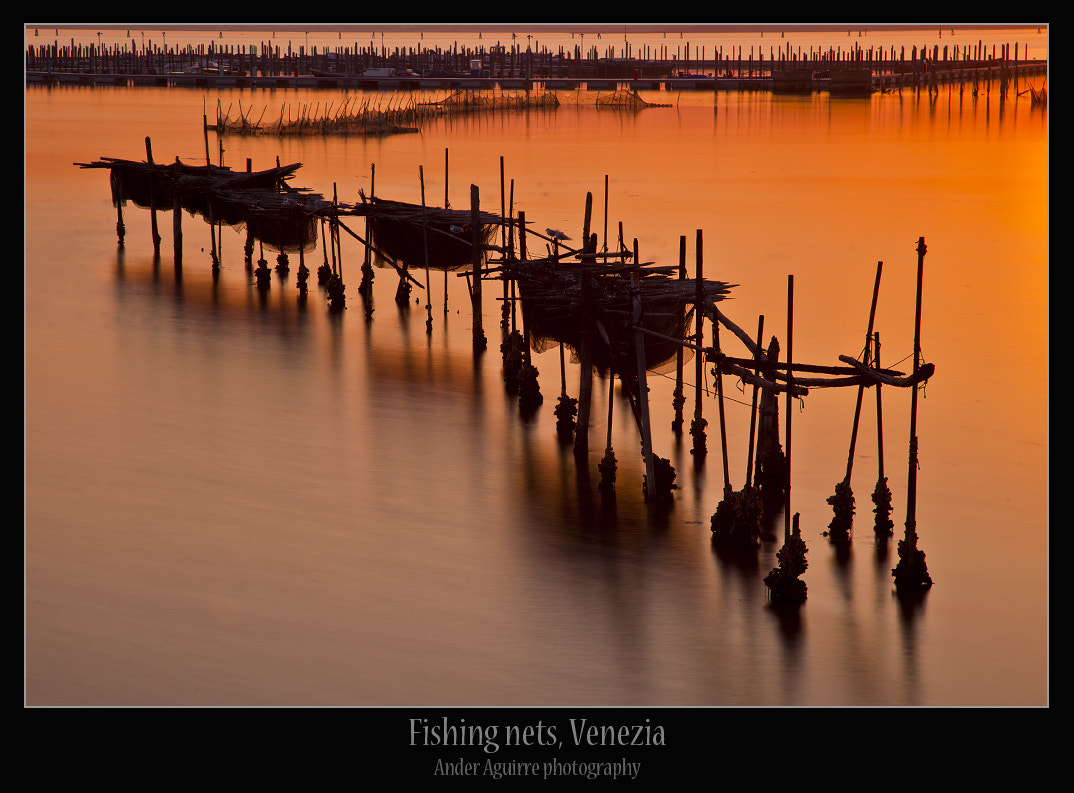 Photograph Fishing nets by Ander Aguirre on 500px
