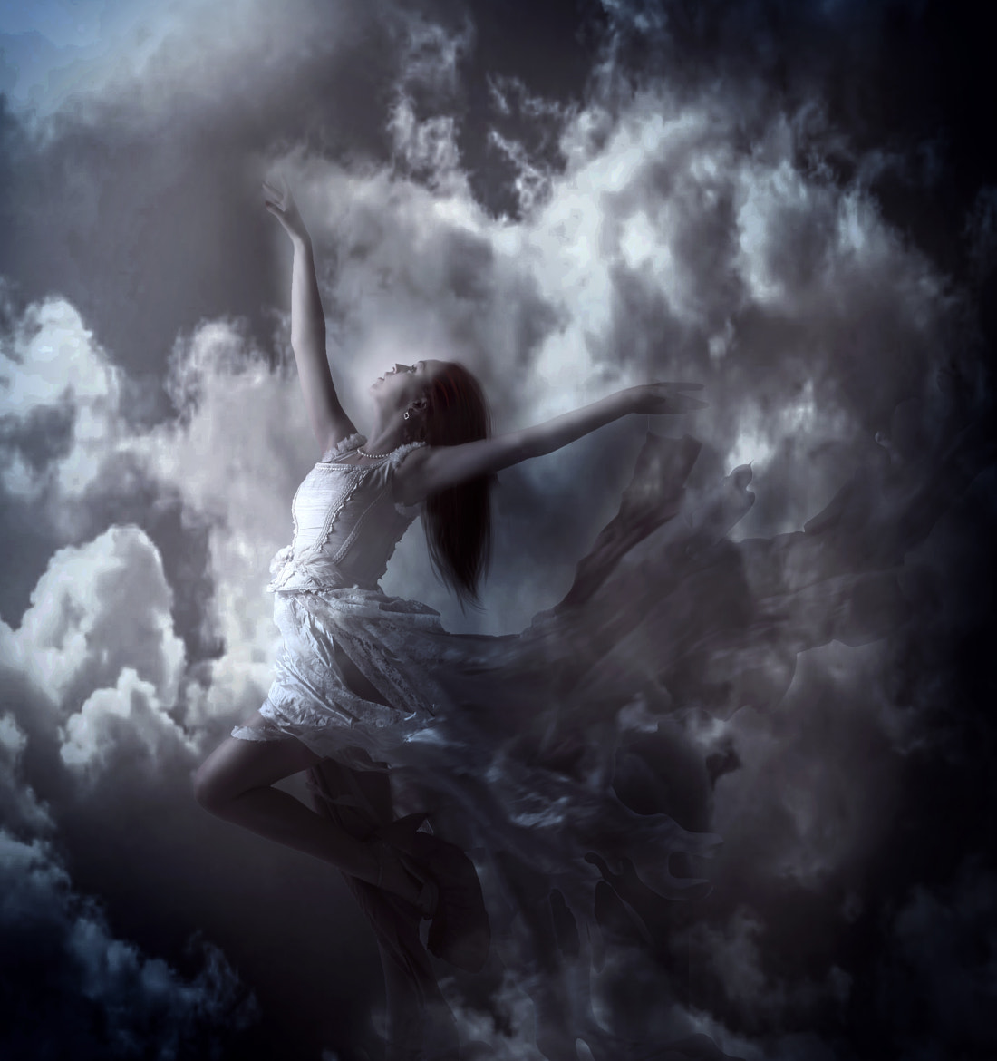 Photograph Sky Dancer by Phatpuppy Art on 500px