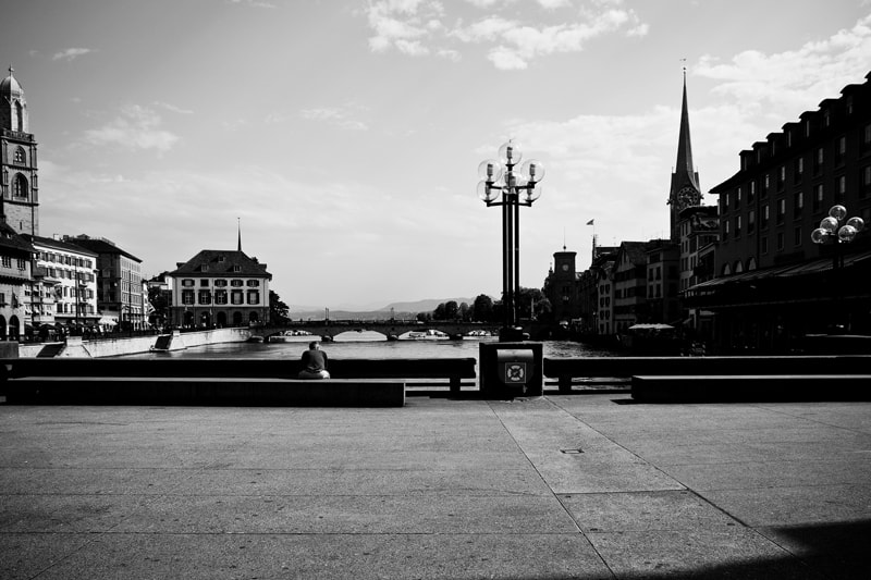 Photograph Limmat life/3 by Walter Scappini on 500px