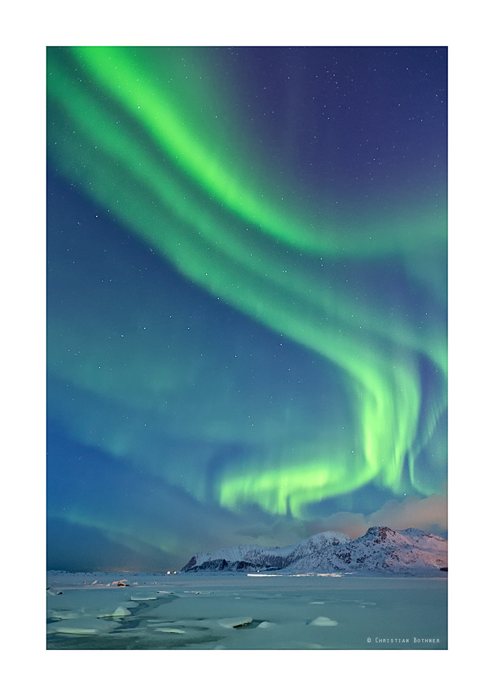 Photograph Aurora Borealis by Christian Ringer on 500px