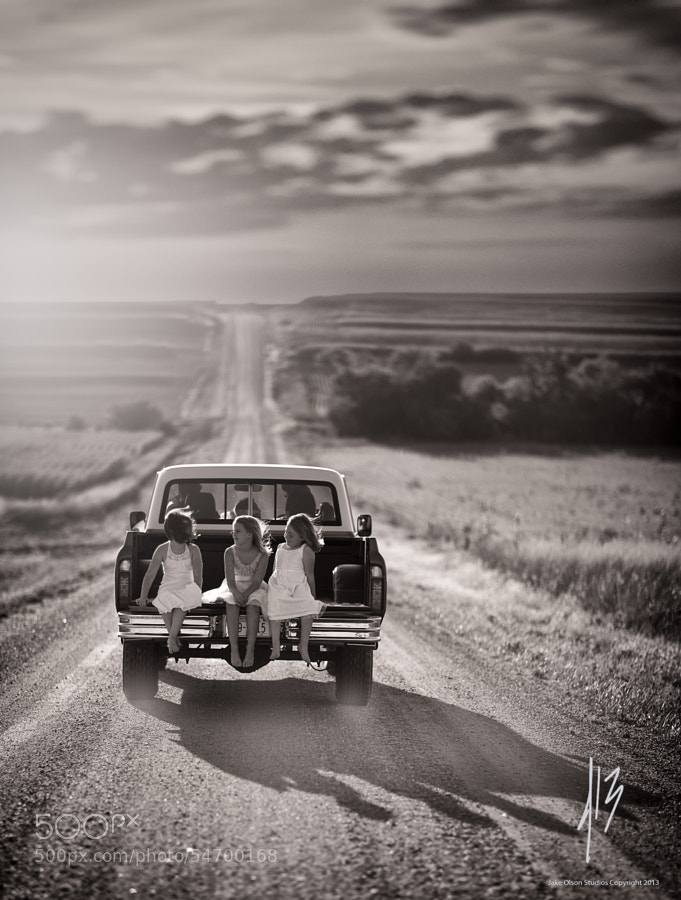 Slow Ride by Jake Olson Studios
