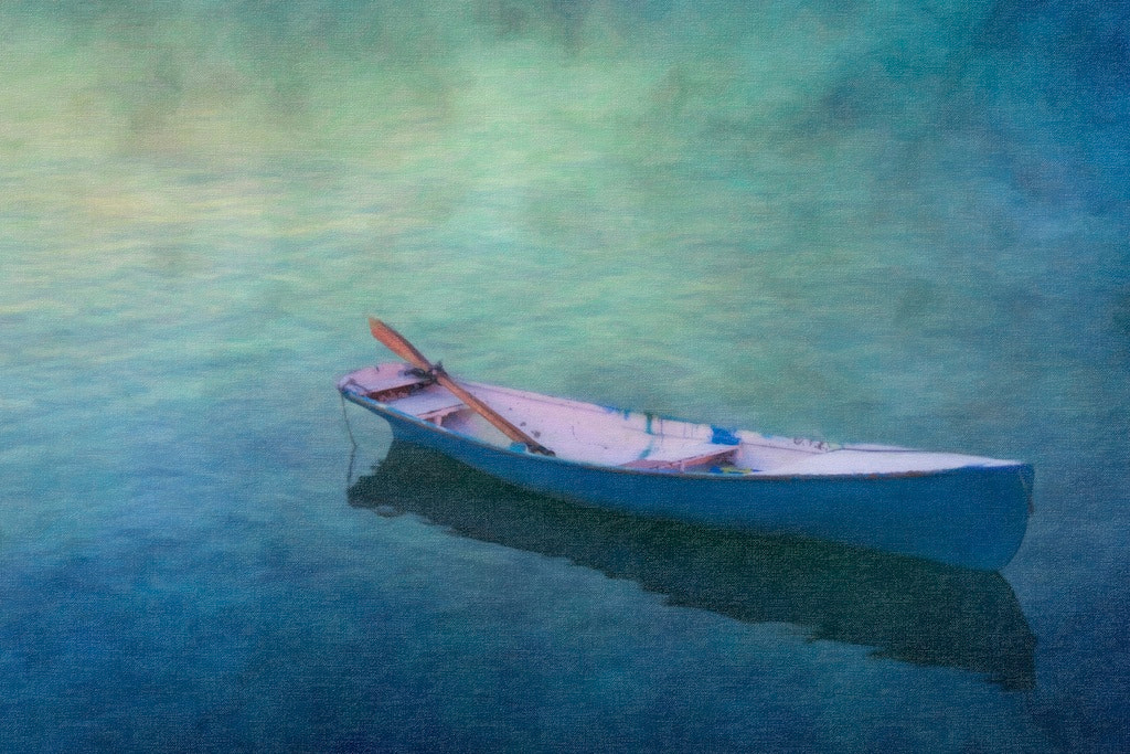 Photograph Victoria dinghy by Tony Sweet on 500px