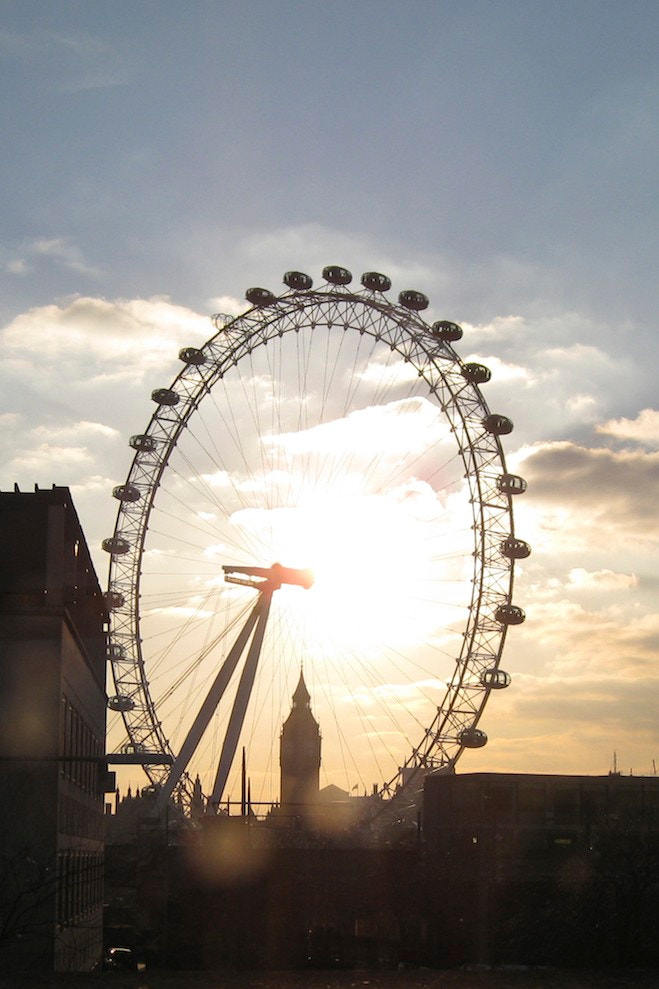 Photograph London Eye & Big Ben by Andi Wenzel on 500px