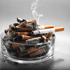 Постер, плакат: Stop smoking today