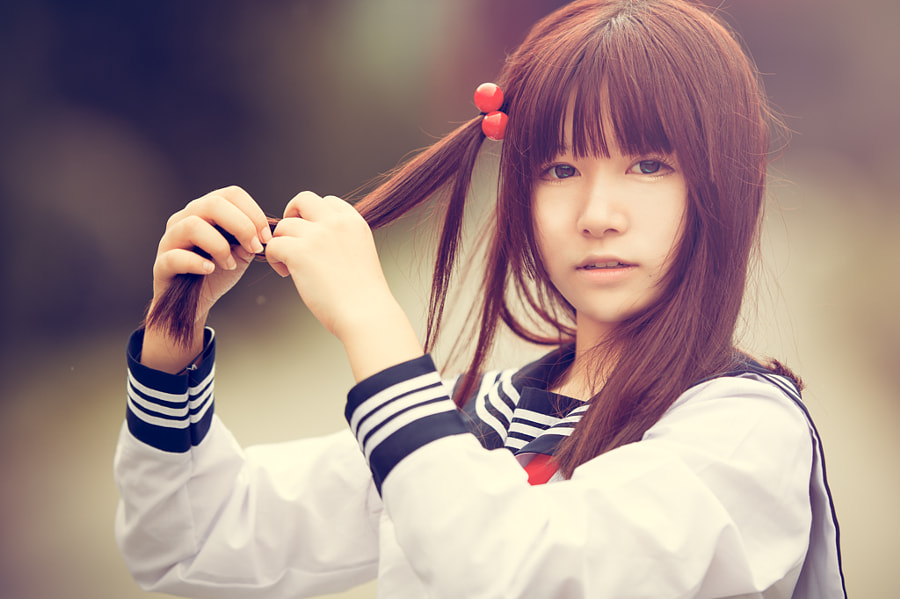 Sailor fuku by Yunli Song on 500px.com