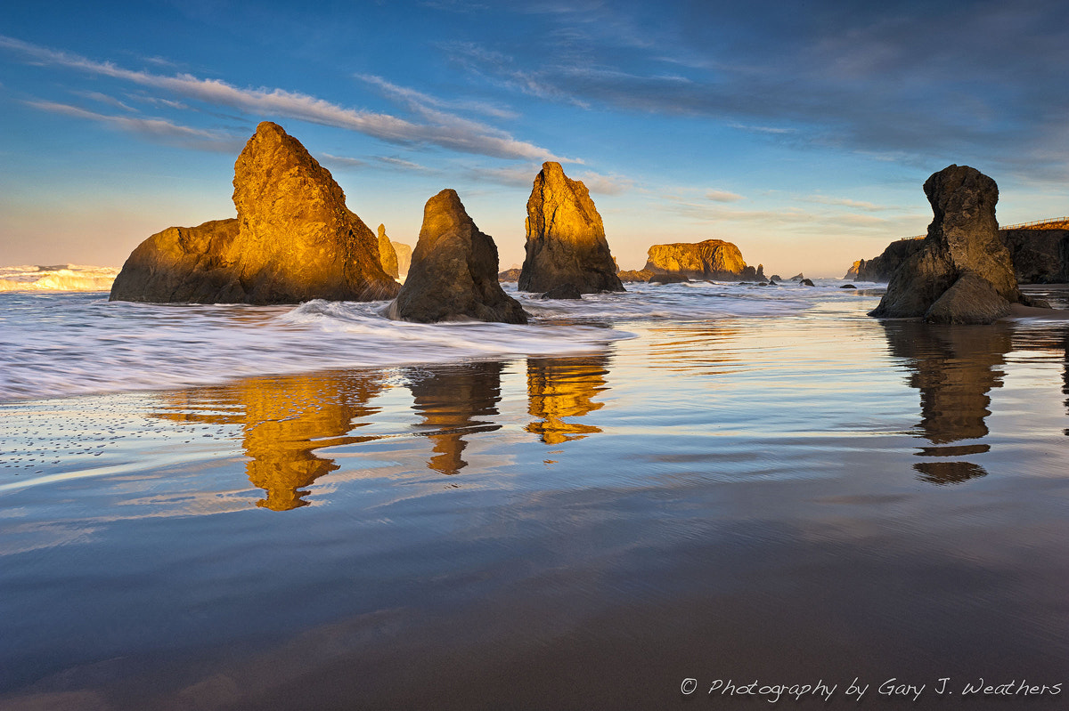 Photograph Bandon Reflections by Gary Weathers on 500px