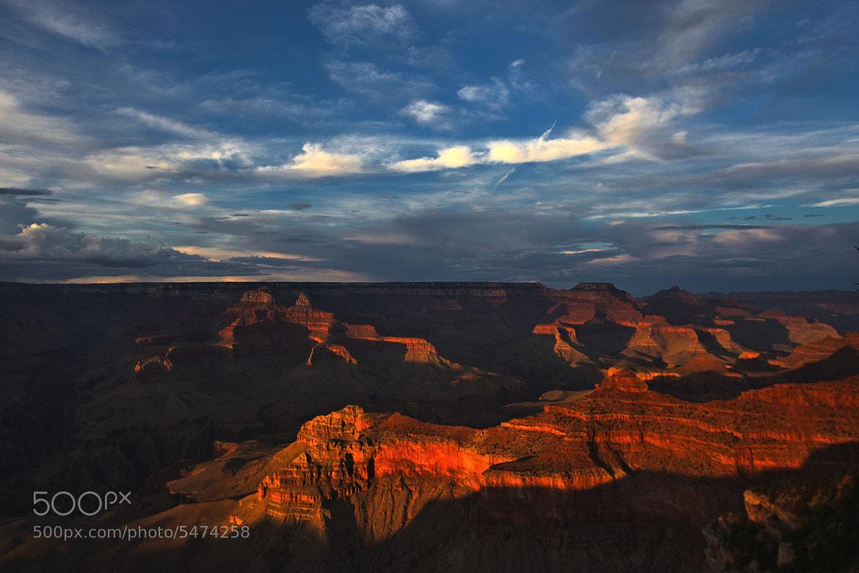 Photograph grand canyon by lorenzo savinelli on 500px