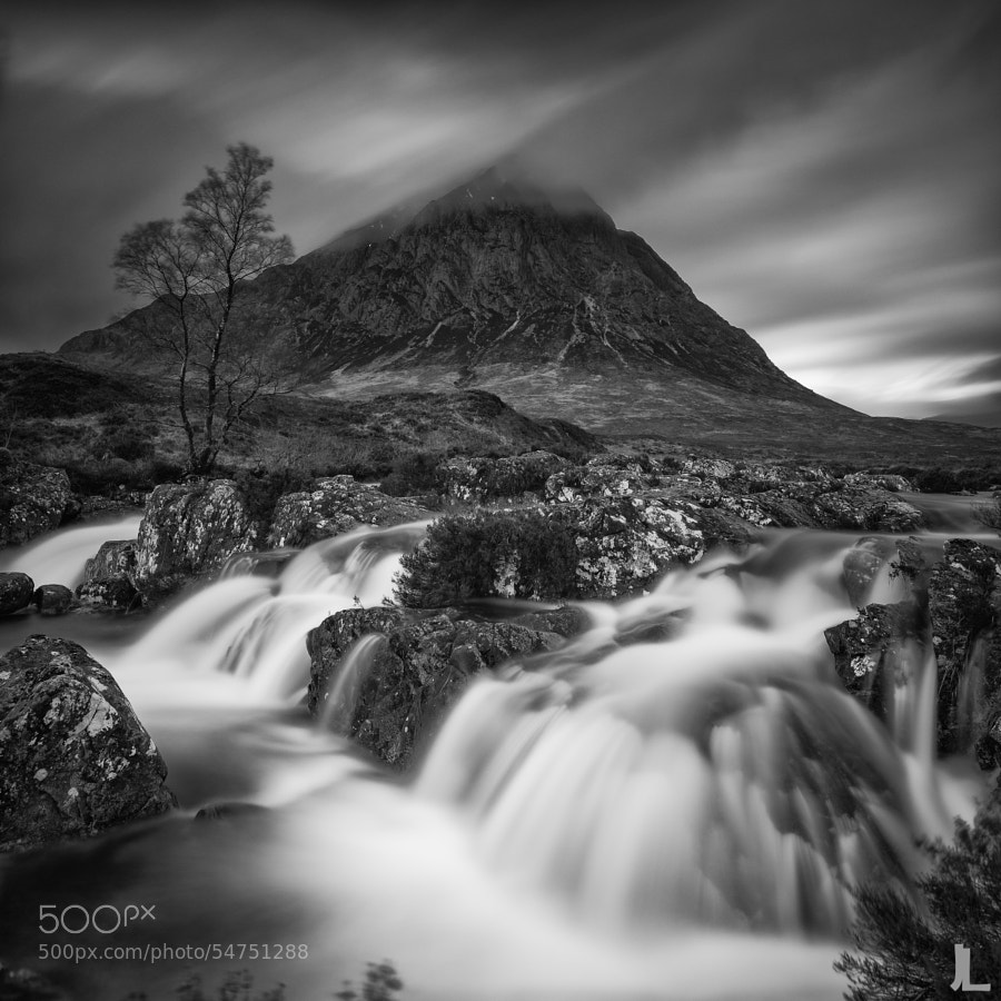 Photograph Stob Dearg, Buachaille Etive Mor by Javier Leite on 500px