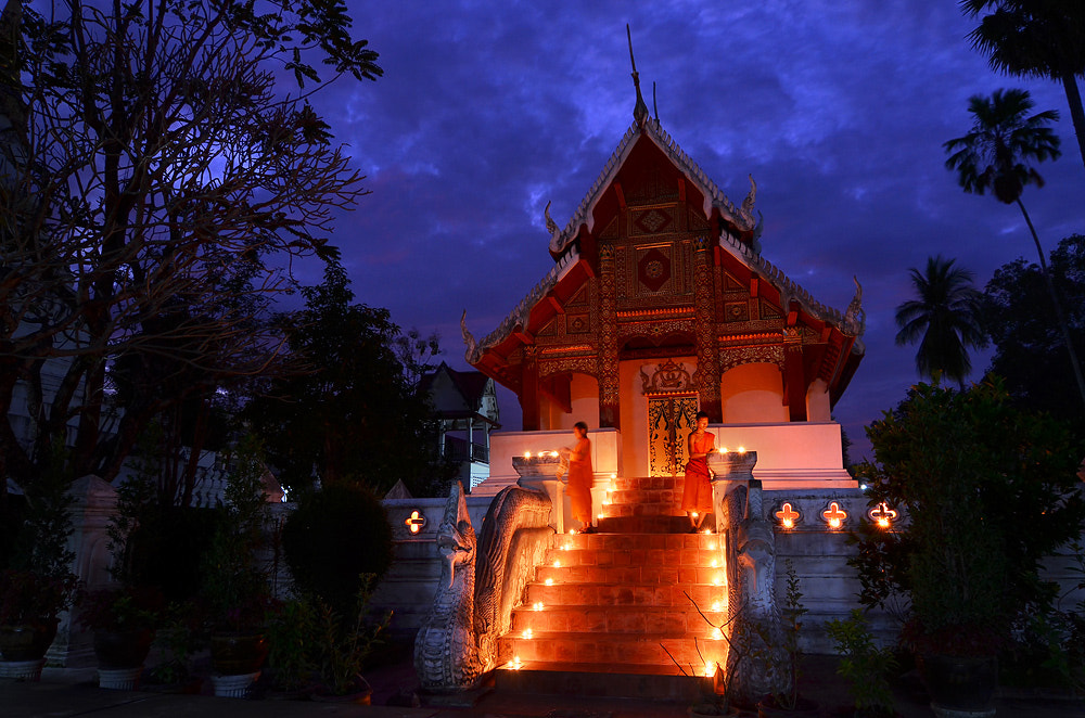 Photograph Light of Dhamma by Anuwat L on 500px