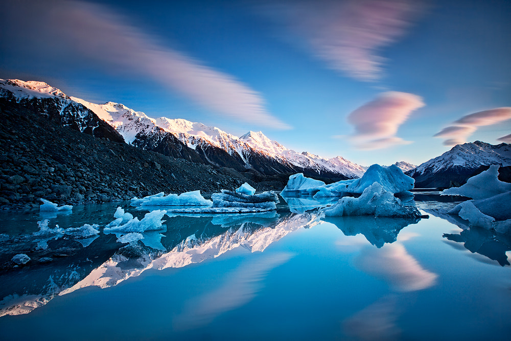 Photograph Winter Symmetry by Yan Zhang on 500px