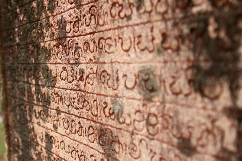 Photograph Mysterious old language by vincent Ruf on 500px