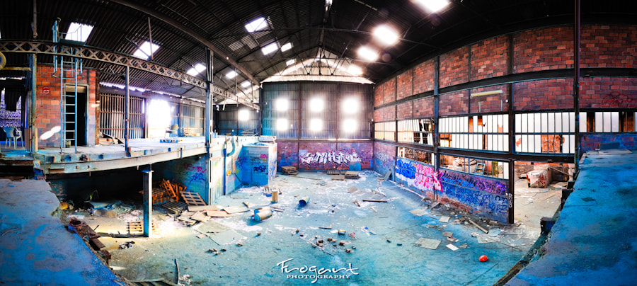 Photograph Usine urbex 2 by Frogart Siméon on 500px