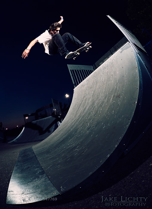 Photograph Ollie Fakie by Jake Lichty on 500px