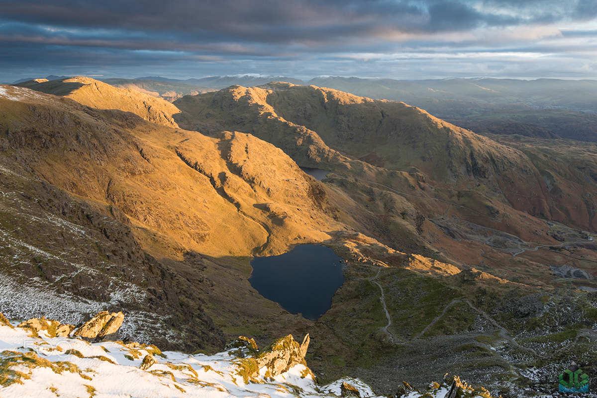 Photograph Old Man Of Coniston Sunrise by James Grant on 500px