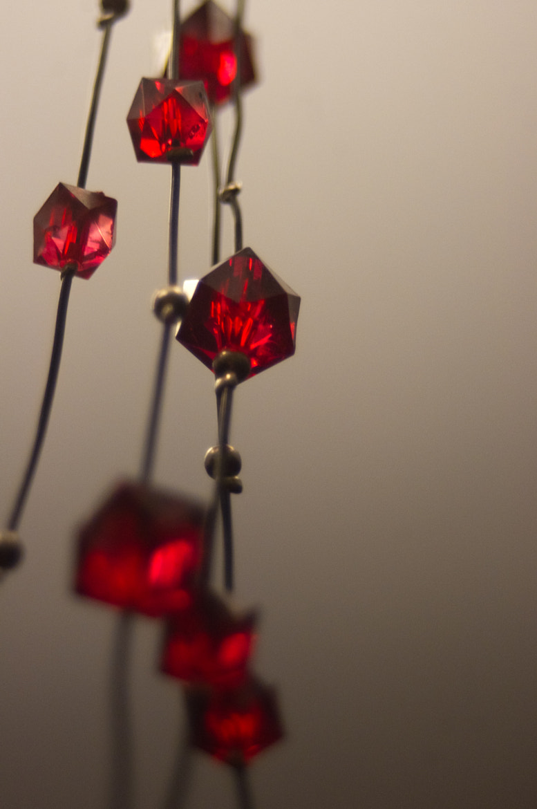 Photograph bead red by Linara Khis on 500px