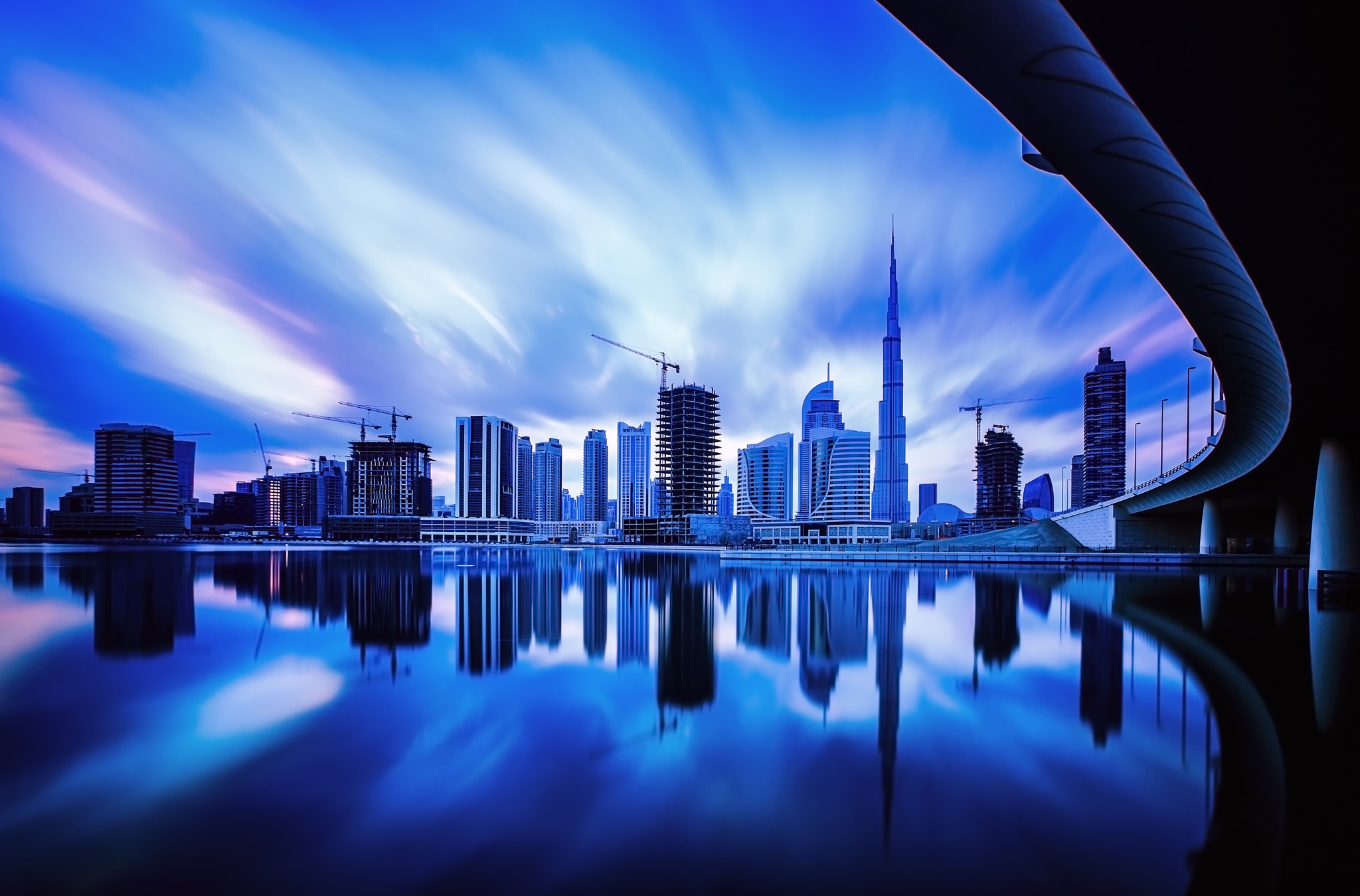 Photograph Blue Mirror... by Charlie Joe on 500px