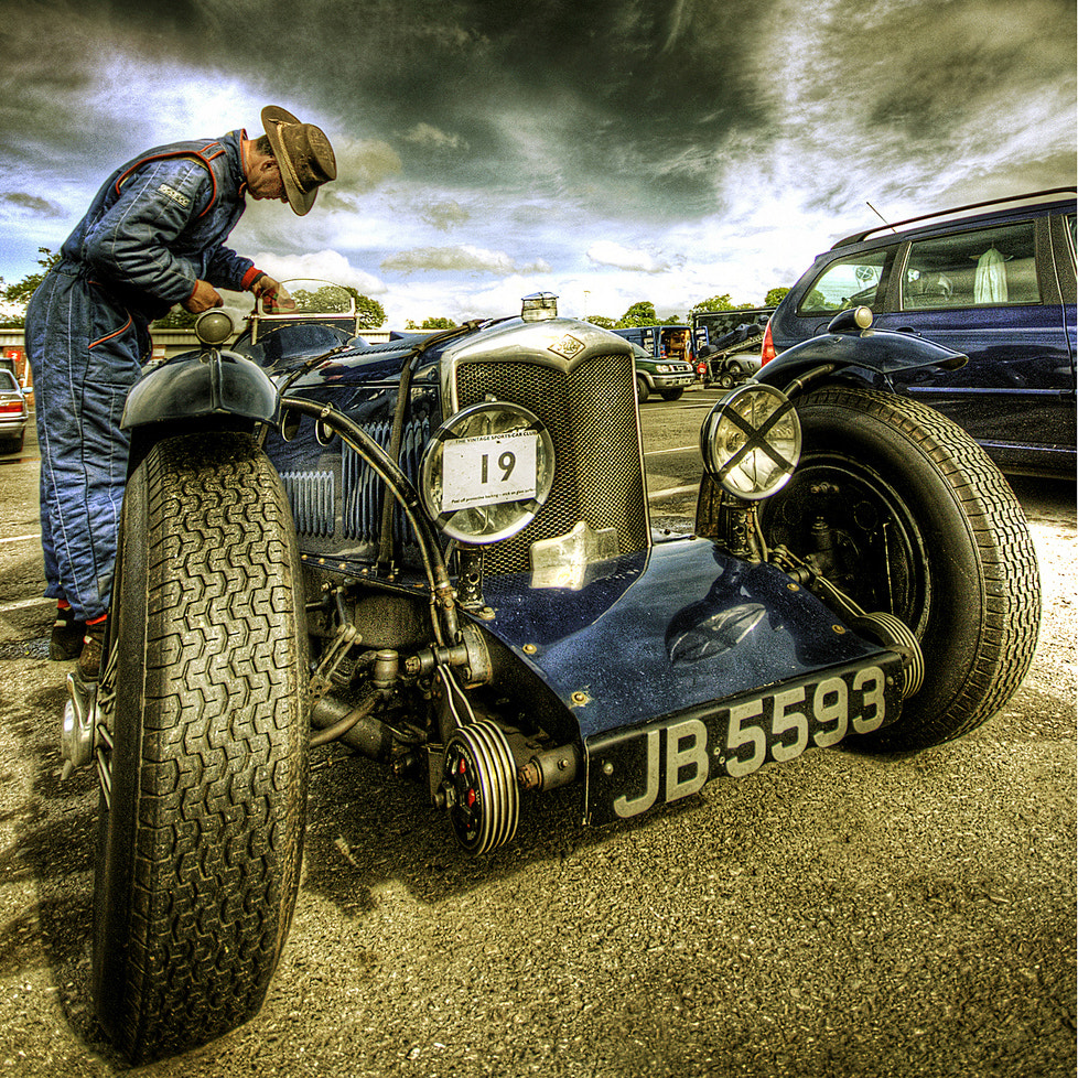 Photograph Race day.. by Steve Clee on 500px