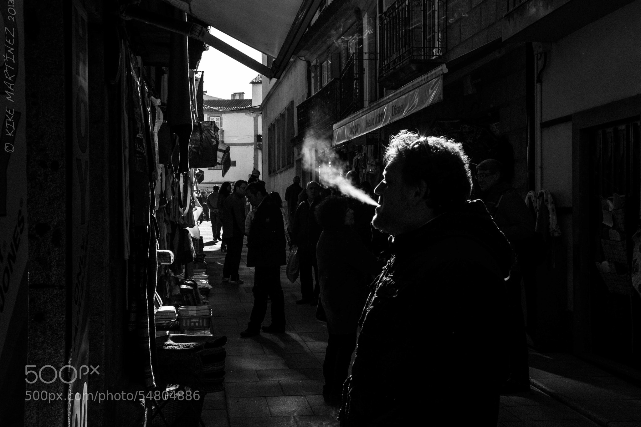 Photograph SMOKING 2 by Kike Martínez  on 500px