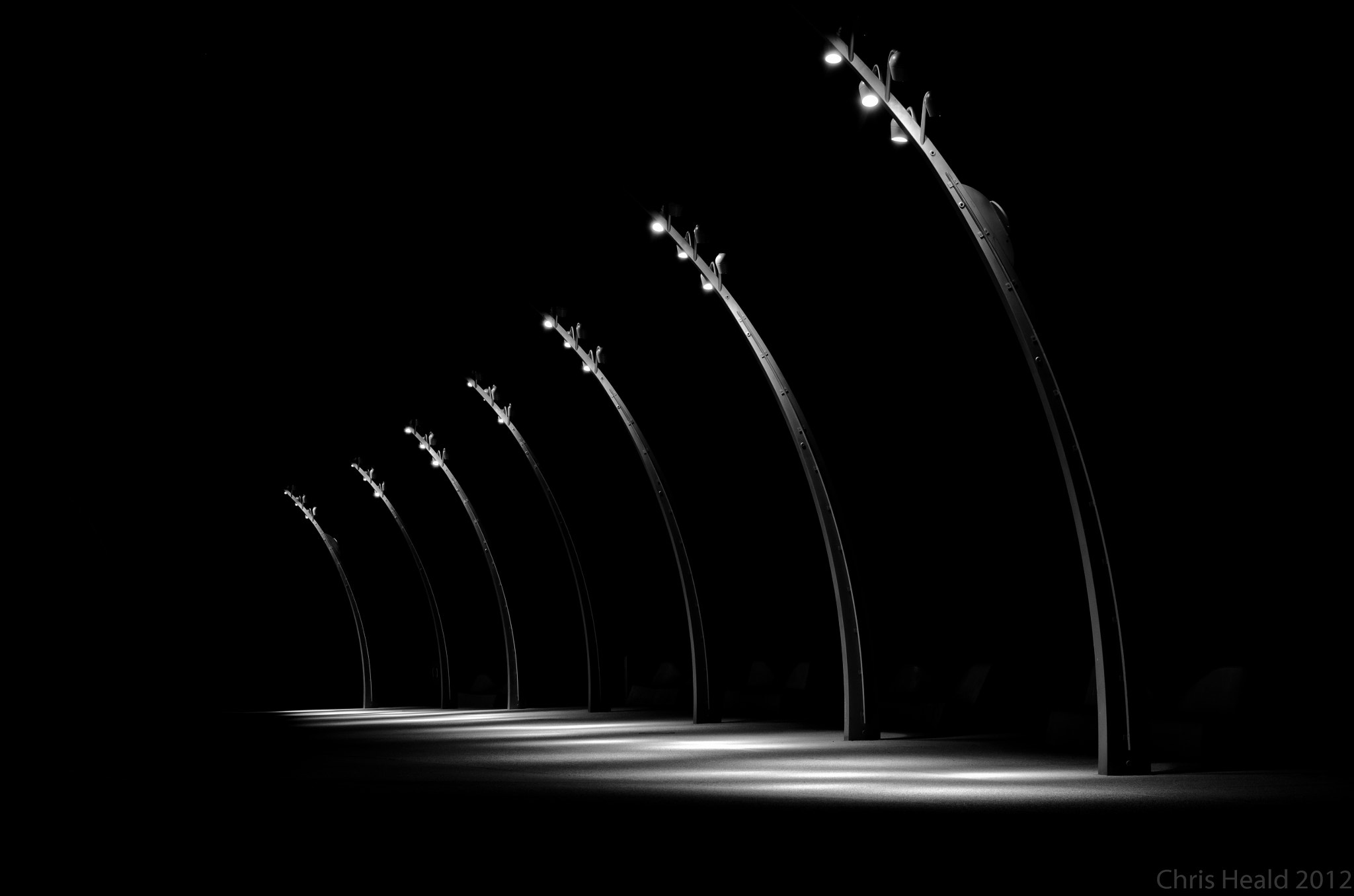 Photograph There are Seven Lights by Chris Heald on 500px