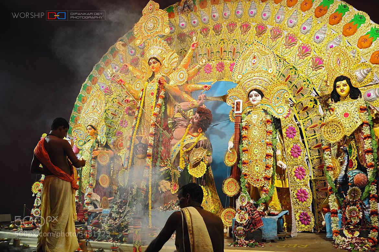 Photograph Worship by Dipankar Dey on 500px