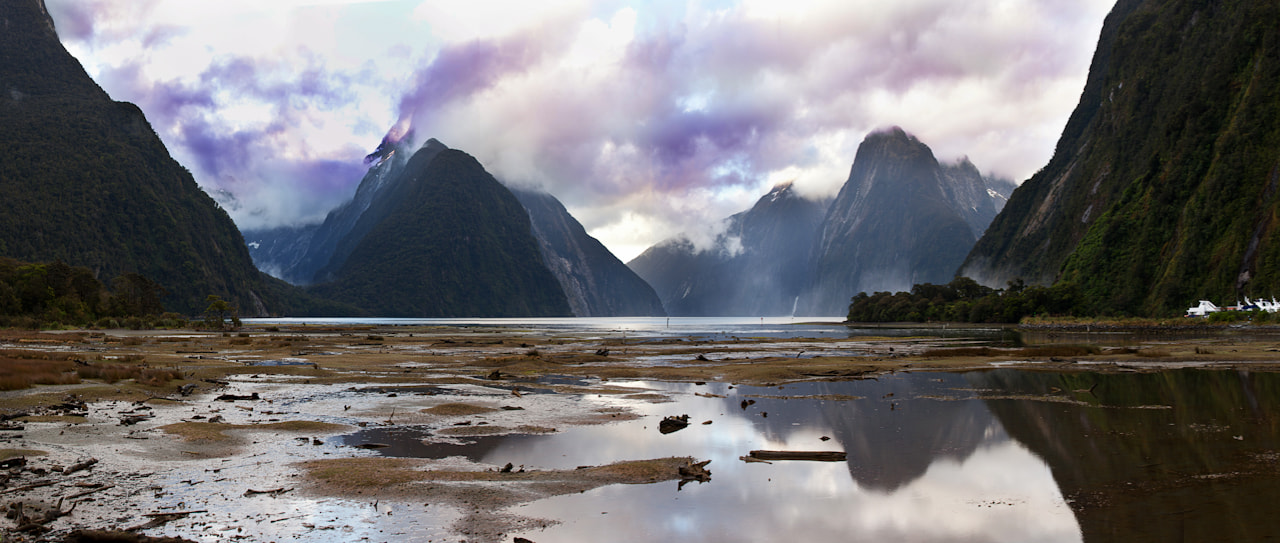 Photograph Milford Sound, New Zealand by Mathew Roberts on 500px