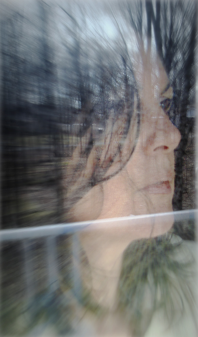 Photograph Reflection in Glass by Kimberly Hart on 500px