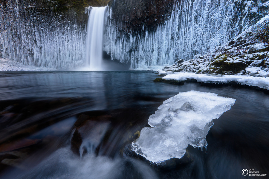 Blue Ice by Jeff Hobson on 500px.com