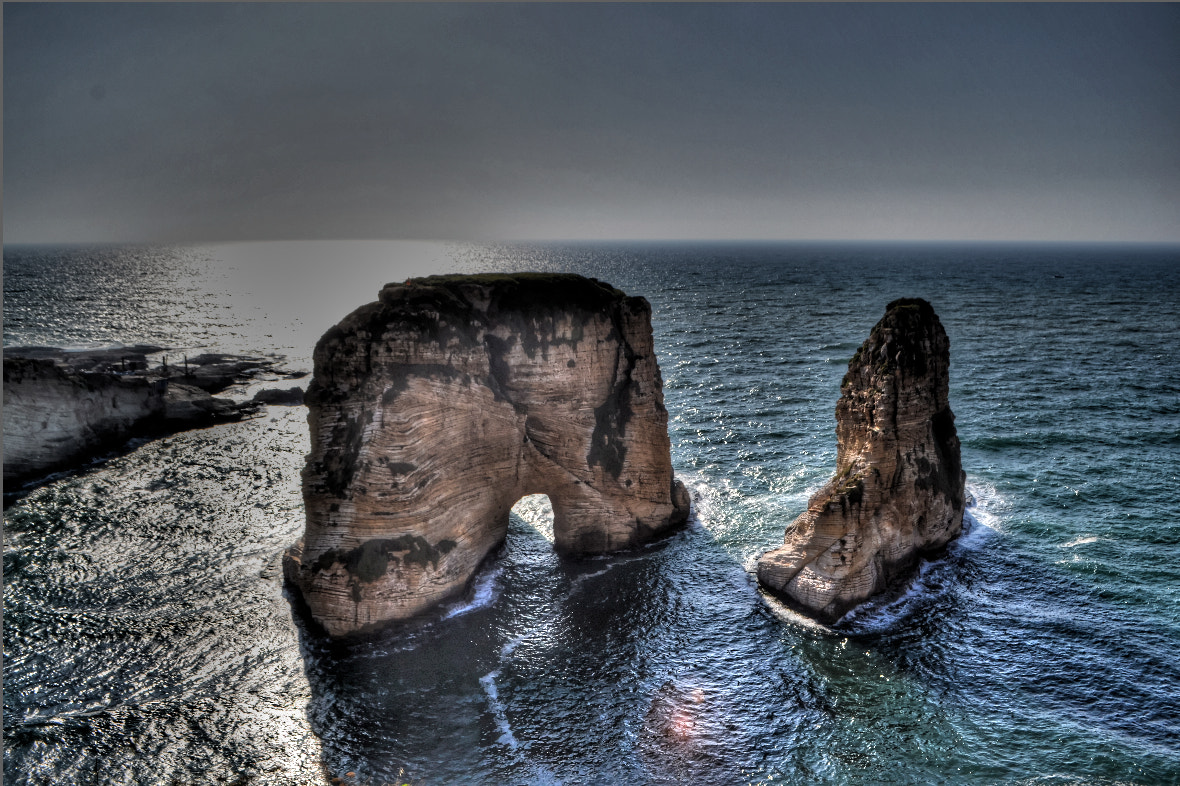 Photograph Alrousha Rocks  by jamil ghanayem on 500px
