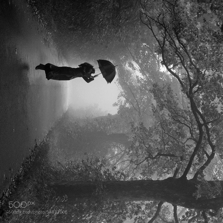 Photograph cosmic umbrella by Sebastian Luczywo on 500px