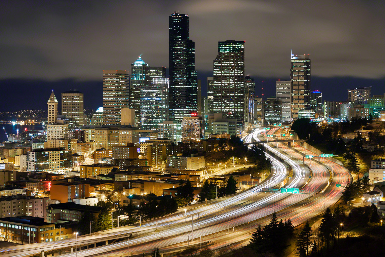 Photograph Beautiful Seattle by Nicole S. Young on 500px