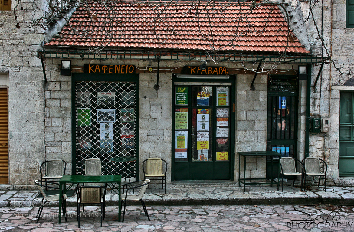 Photograph Coffee shop  by Spilios T on 500px