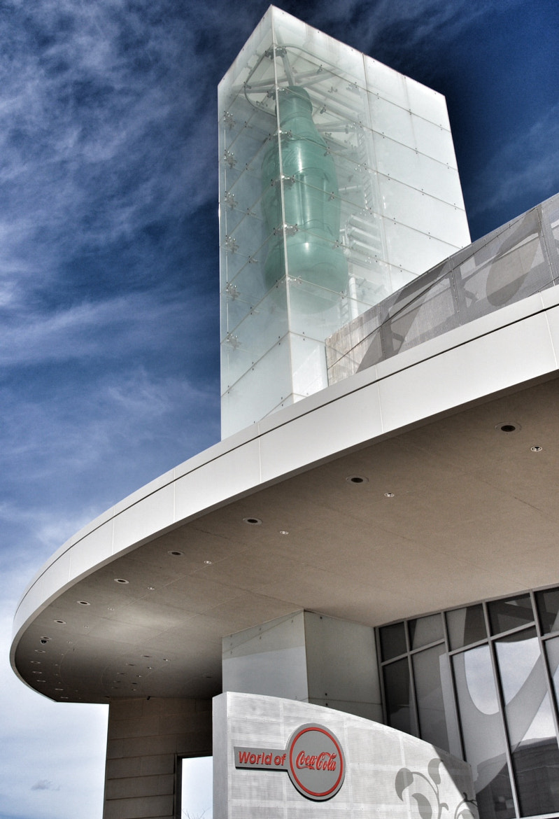 Photograph World of Coca Cola by Melissa Reyes-Abbey on 500px