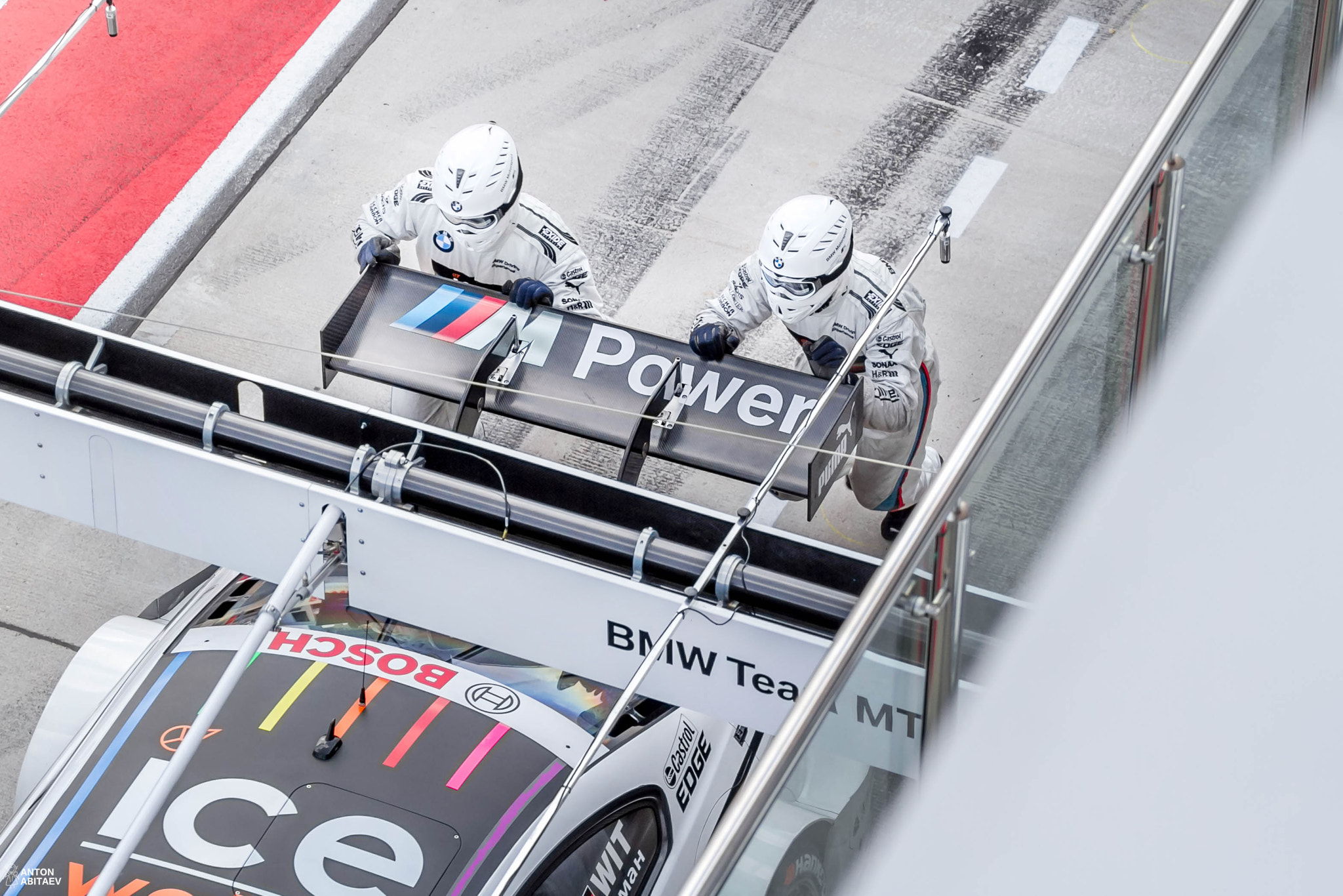 Photograph DTM pitlane by Anton Abitaev on 500px