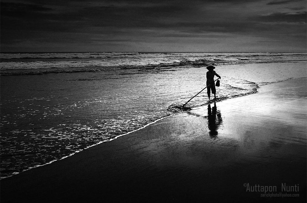 Photograph Life @ Black Sand Beach by Auttapon Nunti on 500px