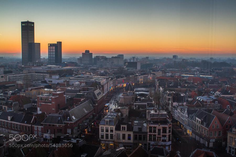 Photograph Leeuwarden by Michiel Kloppenburg on 500px