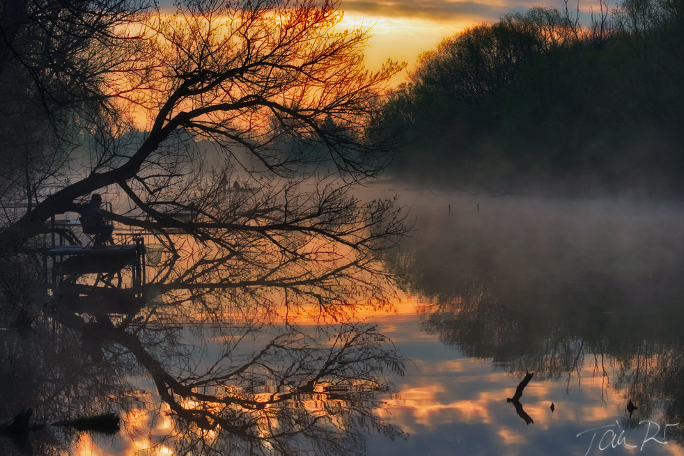 Photograph At dawn by Peter Talos on 500px