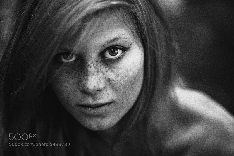 Photograph Лиза by Alexandr Sergeev on 500px