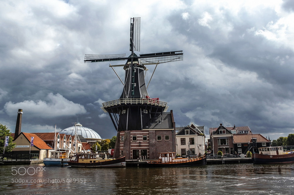Photograph haarlem by Dara Pilyugina on 500px