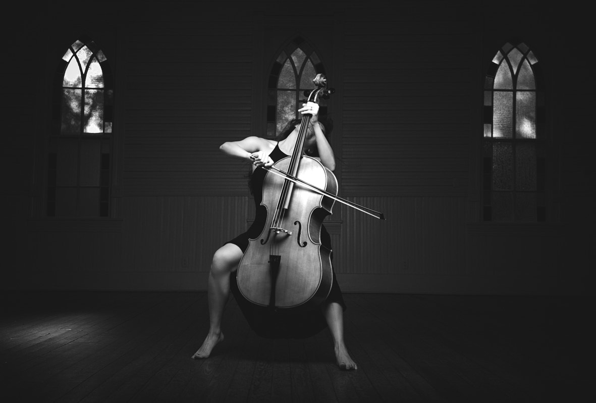Photograph The Cello by Ainsley  Joseph on 500px