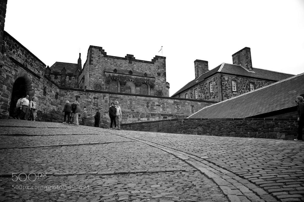 Photograph Edinburgh Cstle by Richard Gribbons on 500px