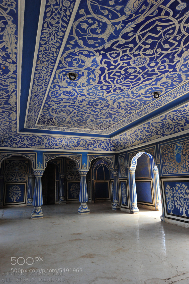 Photograph Moon palace, Jaipur, India by Ashraf Adil on 500px
