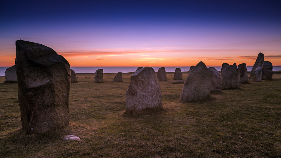 Photograph Ale's Stones 03 by Magnus Larsson on 500px