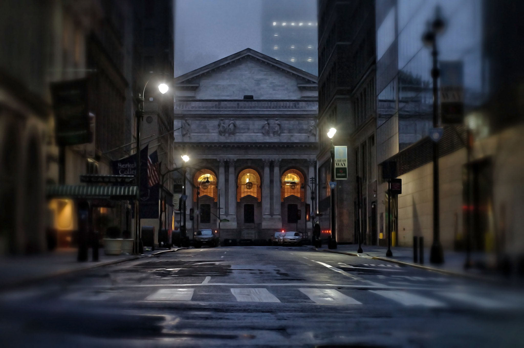 Photograph Public Library by Jay B. Wilson on 500px