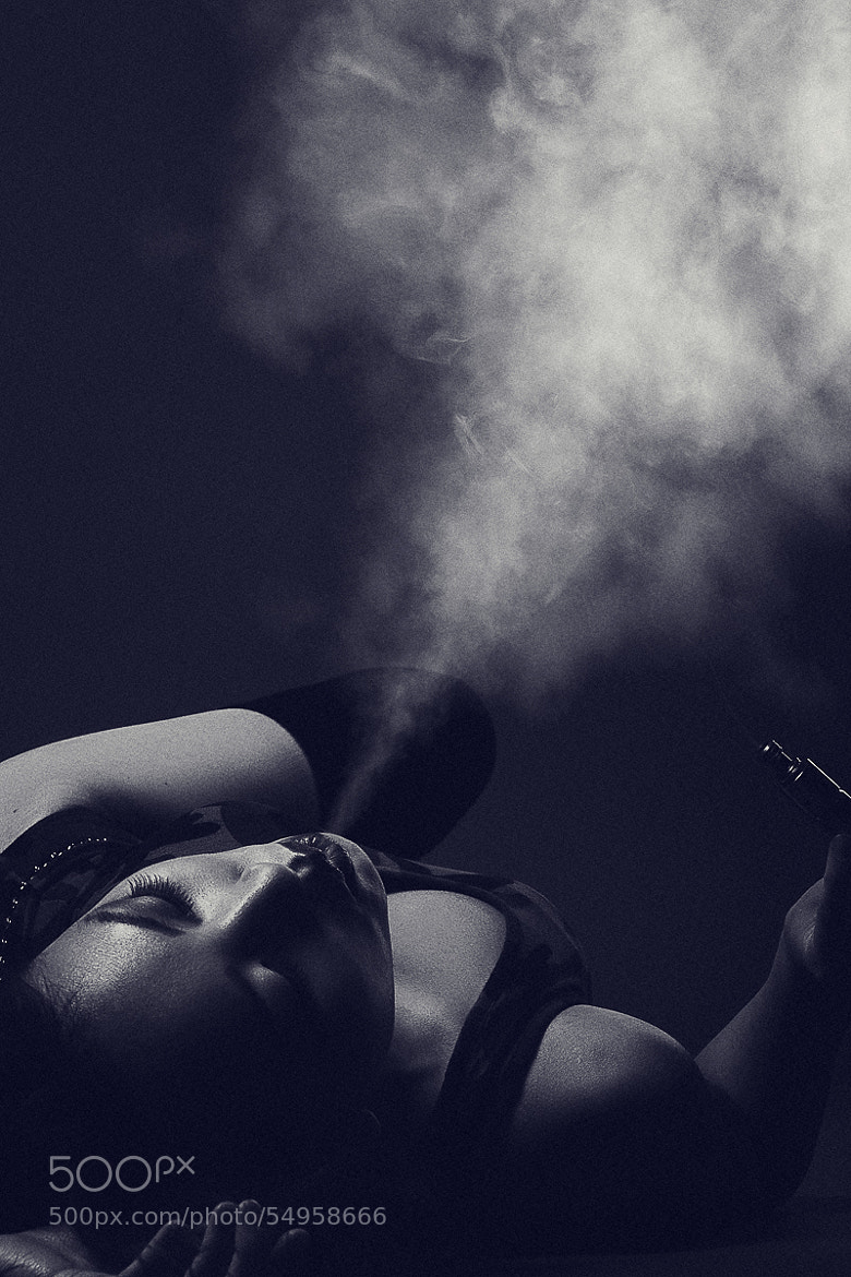 Photograph Mimi Smoke 2 by Ricky Thao on 500px