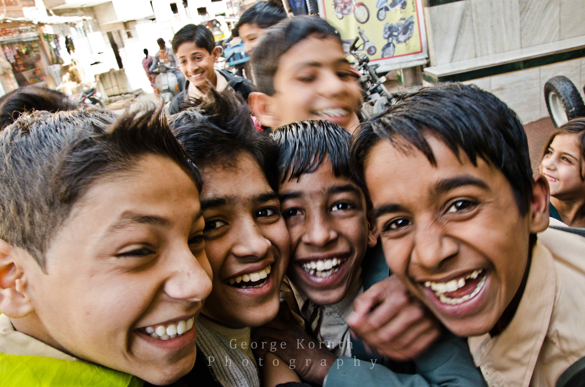 Photograph Carefree smiles by George Koruth - fotobaba on 500px