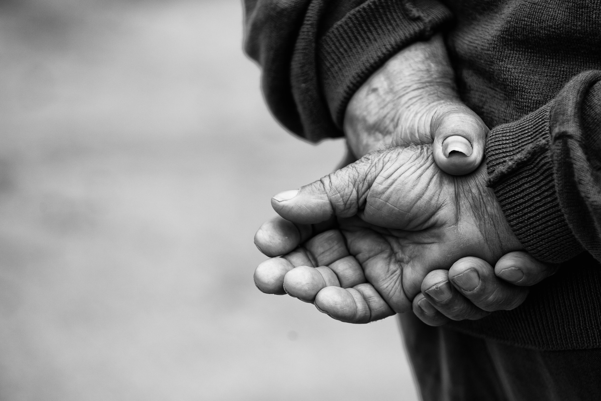 Photograph Farmer's Hands by Andrea Izzotti on 500px