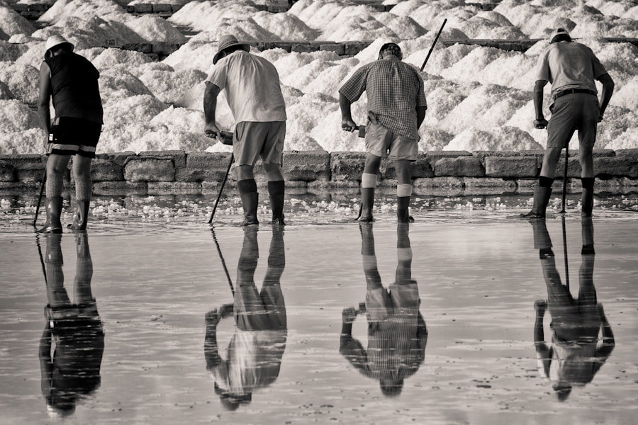 Photograph The farmers of the sea by Gianni Dominici on 500px