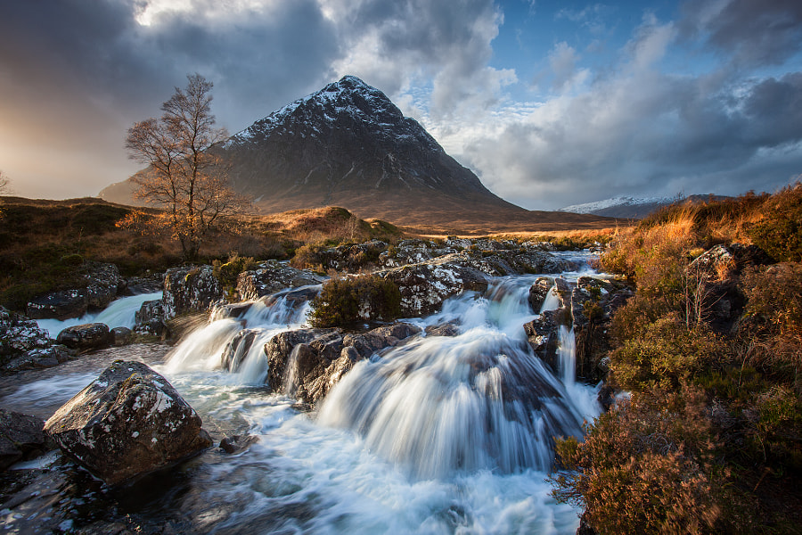 Buachaille Etive Mor by Ian Sweet on 500px.com